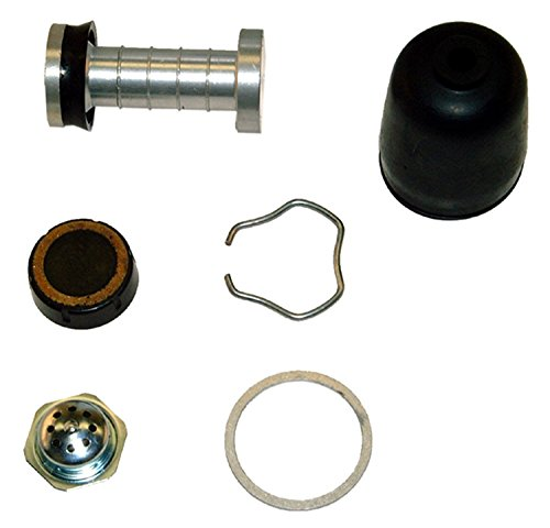 ACDelco 18G1132 Professional Brake Master Cylinder Repair Kit with Clip, Boot, Seal, Washer, Cap, and Piston