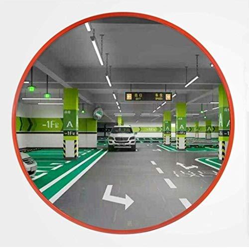 BLWX LY-Safety Spiegels Veiligheid Spiegel Verkeer Spiegel Convex Transport Spiegel, Voor Verkeersveiligheid En Bewaar Veiligheid Hoek Verstelbaar en Duurzaam