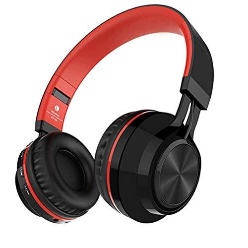 HUANGDA Sound Intone BT-06 Swift 4.0 Auriculares Auriculares inalámbricos Auriculares inalámbricos estéreo con HiFi en el micrófono y Control de Volumen Viene con Cable de Audio Compatible con