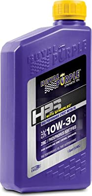 Royal Purple HPS High Performance Street Synthetic Motor Oil