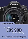 Canon EOS 90D Pocketbook: concise camera field guide