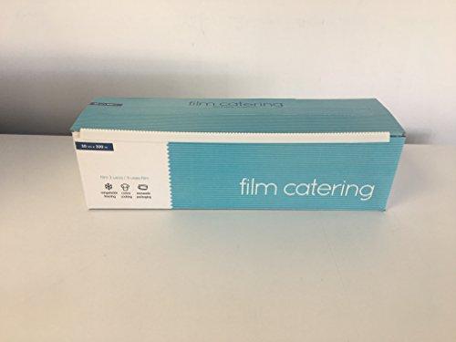 Flexia Films Film Catering Estuche Bobina Individual 30x300