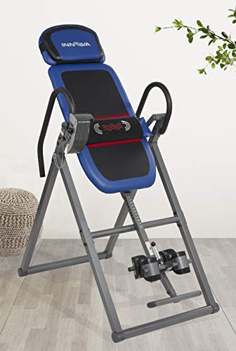 Product Image 8: Innova Health and Fitness ITM4800 Advanced Heat and Massage Therapeutic Inversion Table
