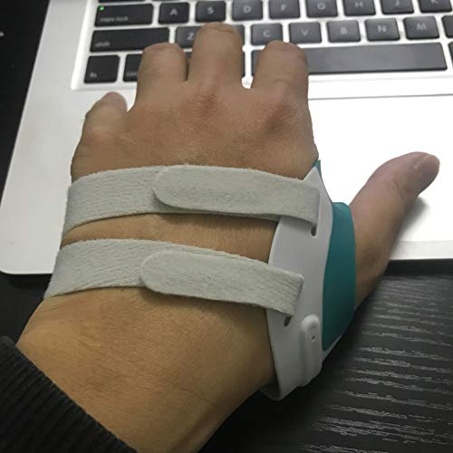 CMC Guider Medical Ortho Thumb Brace for Thumb Arthritis Pain Relief,Size Medium Left Hand 19-23cm