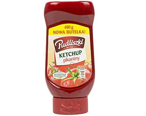 Ketchup - Pikant von Pudliszki // Ketchup Pikantny - Pudliszki