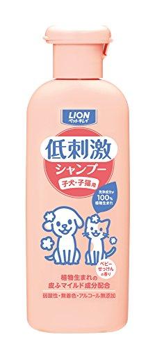 ペットキレイ 低刺激シャンプー 子犬・子猫用 220ml