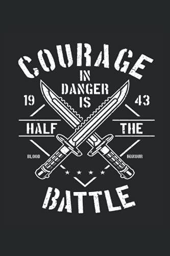 El coraje en peligro es la mitad de la batalla.: Amante de la espada |Diario de batalla |Notas de lucha