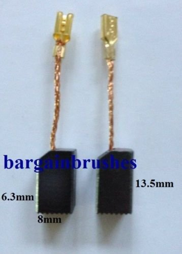 CARBON BRUSHES for ANGLE GRINDER 115MM SCREWFIX B/&Q 382246 86873 123339  D32