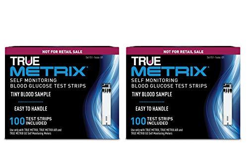 buy  TRUE METRIX® Blood Glucose Test Strips NFRS 100ct ... Blood Test Strips
