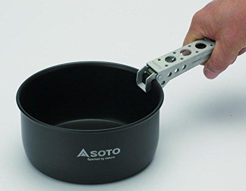 SOTO(ソト)『ナビゲータークックシステム』