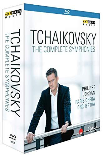 Tchaikovsky - The Complete Symphonies [Blu-ray]