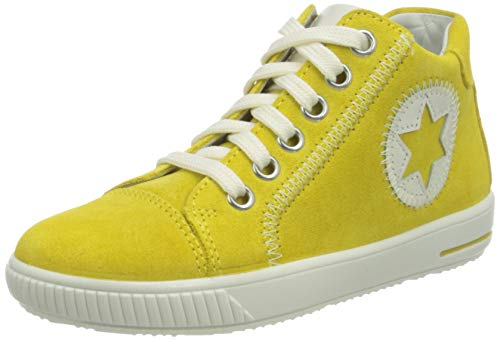Superfit Moppy Sneaker, GELB/Weiss, 20 EU