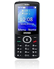 Brondi King Telefono Cellulare, Black
