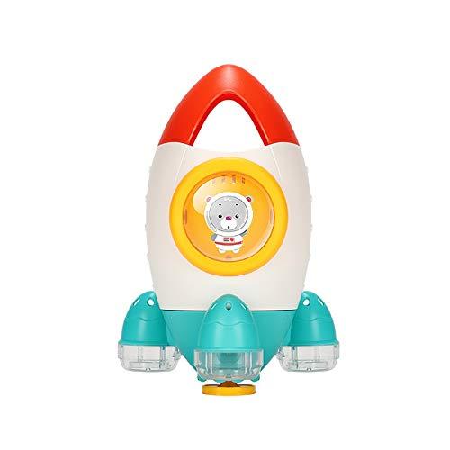 Rain City 2019 Plage Modèle Rotating Sprinkler Baby Shower Enfant Bain Shampooing Salle de Bains Jouet adaptée pour Les bébés de Plus de 3 Ans