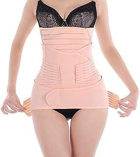 Healthcom 3 in 1 Postpartum Support - Recover Belly/waist/pelvis Belt(Size:XXXL)
