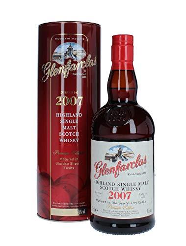 Glenfarclas 2007-2018 Premium Edition Oloroso Cask Whisky 0,7 L