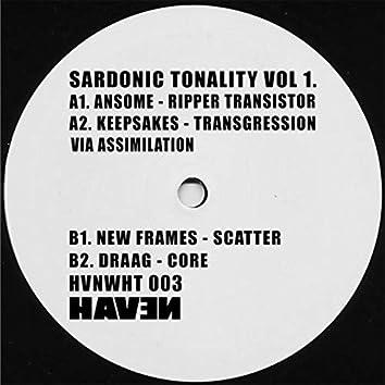 Sardonic Tonality Vol. 1