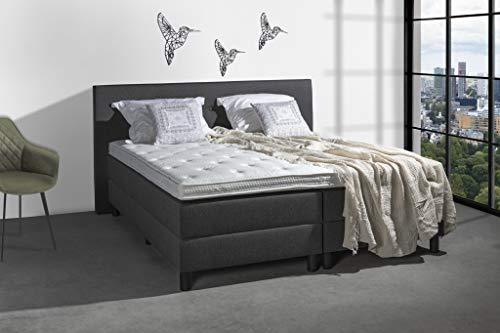 Bloemendaal Hotel Topper - HR50 Koudschuim - Super comfort - Dikte 12cm