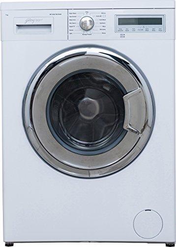 Godrej 7 kg Fully-Automatic Front Loading Washing Machine (WF Eon 700 PASE, White)