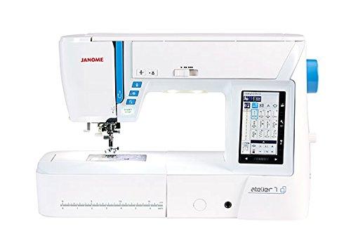 Máquina de coser Janome Atelier 7