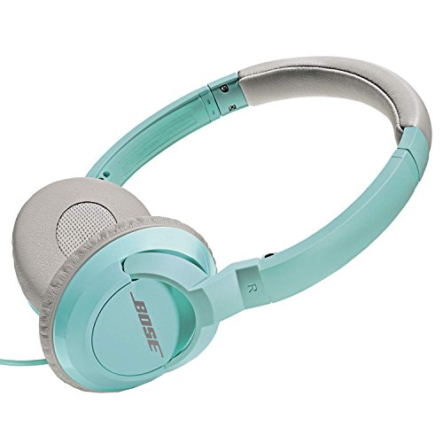 Bose SoundTrue Headphones On-Ear Style, Mint for Apple iOS