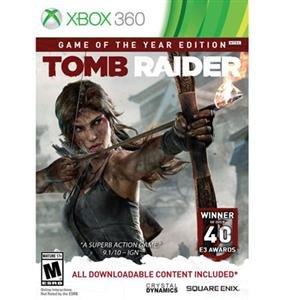 Square Enix Genuine Tomb Raider GOTY X360