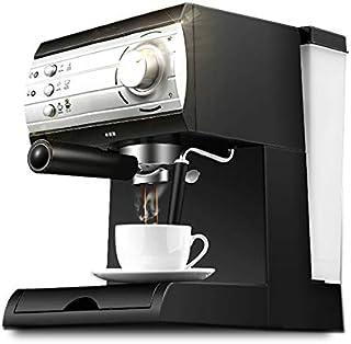 MJYDQ Pompe Espresso 1,5 litres Réservoir d'eau Machine à café Intérieur Semi-Automatique Machine à Expresso Bureau Commer...