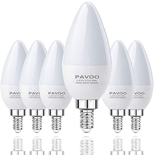 bombilla vela de la marca PAVOO