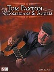Tom paxton comedians & angels piano vocal guitar book