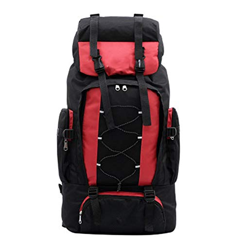 Lightweight Backpack 60 Liters, Rain-Proof Suitable for Hiking Camping and Outdoor Long-Distance Travel