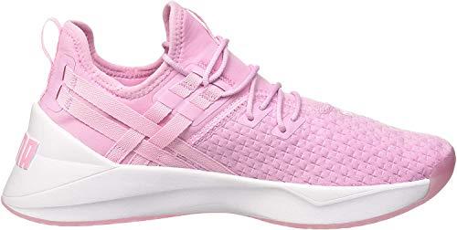 Puma Jaab XT Wn's, Damen Hallenschuhe, Pink (Lilac Sachet-Puma White), 39 EU (6 UK)