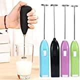 mandii Portable Handheld Mixer Milk Foamer Eggs Electric Blender Whisk Frother Outdoor Cooking Tools & Accessories