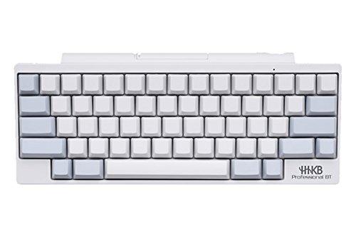 PFU Happy Hacking Keyboard Professional BT 無刻印/白 PD-KB600WN