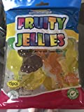 Bag of Fruity Jellies Fruit Pops Jelly TIK Tok Challenge <span class='highlight'><span class='highlight'>Candy</span></span> Sweets 300g (15 pcs)