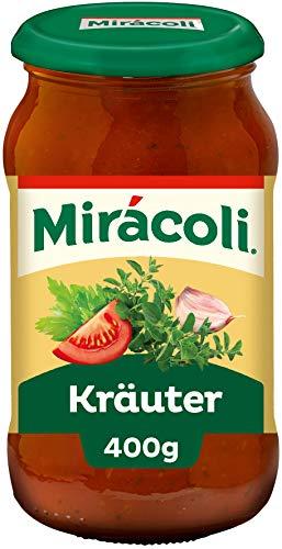 Mirácoli Pasta Sauce Kräuter, 400 g