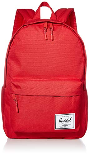 Herschel Klassischer Rucksack., rot (Rot) - 10492-03270-OS