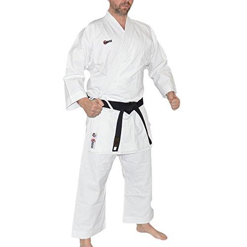 SMAI WKF SX Kata Silver Karategi 10oz Karateanzug (200 cm)