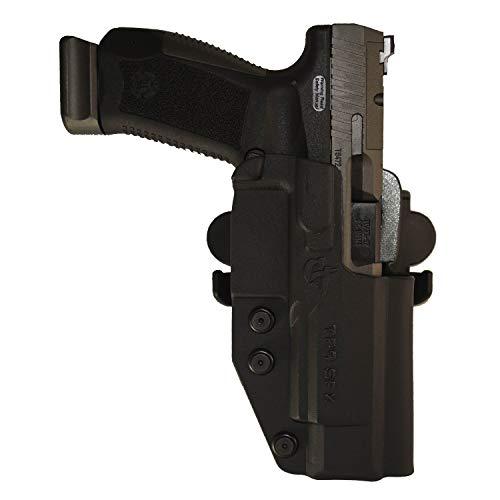 COMP-TAC.COM International Holster - CANIK - TP9 SFX - Right - Black (Competition, Range, General Carry, IDPA, USPSA)