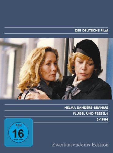 Flügel und Fesseln - Zweitausendeins Edition Deutscher Film 3/1984.