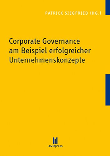 Amazon Com Corporate Governance Am Beispiel