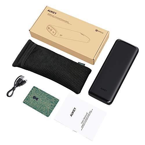 41OhODfe4IL-20000mAhモバイルバッテリー「AUKEY PB-Y23」がアマゾンで限定41%オフセール[PR]