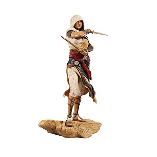 Zhang Aya Figur Assassin's Creed Origins Bayek 's Wife Egyptian Assassin Nothing is turure, alles ist erlaubt zum Sammeln von Hobbys