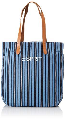 Esprit Accessoires dames 020EA1O361 schoudertas, 400, 50x44x12