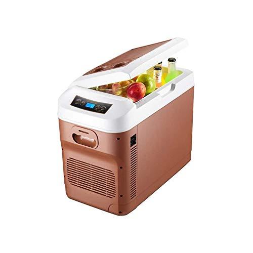 LKNJLL Portátil Nevera Congelador compacto del refrigerador del coche eléctrico más frío congelador horizontal for el carro, rv, Barco, furgonetas, remolques al aire libre y hogar, dormitorio o en bar