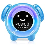 Best Alarm Clocks For Kids - KNGUVTH Kids Alarm Clock, Updated Version Sleep Training Review