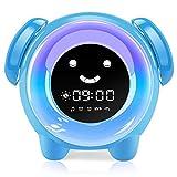 KNGUVTH Kids Alarm Clock