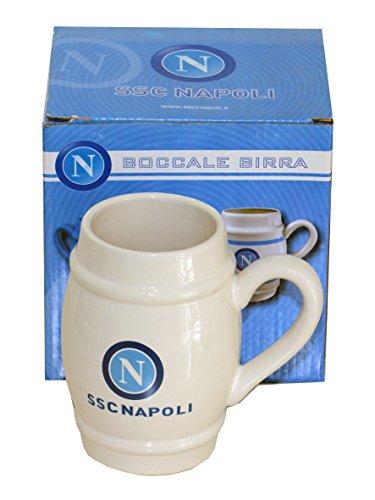 SSC Calcio Napoli Boccale Birra