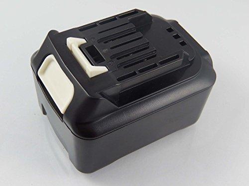 vhbw Batería compatible con Makita CLX203, CLX203AJX1, CT226R, DF331DS, DF331DSAE, DF331DSME, DF331DSMJ herramientas eléctricas (5000mAh Li-Ion 12V)