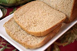 The Prepared Pantry Honey Wheat English Muffin Bread Machine Mix (for oven also)