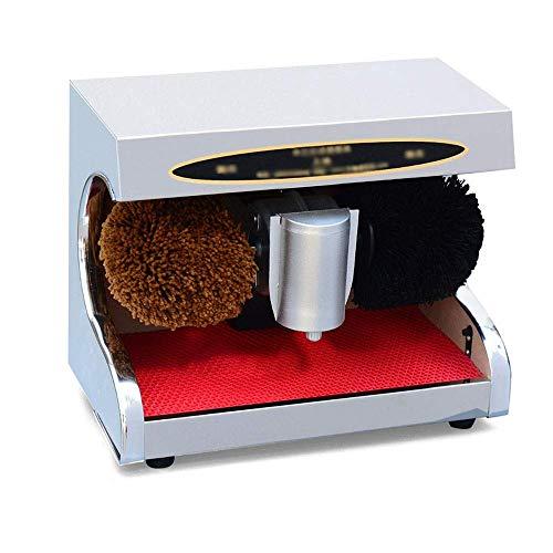 Baibao Schuhputzer, Haushaltsklein All-in-one-Full-Automatic All-Hair Brush Schuhputzer, 5 Farben erhältlich / - / (Farbe: A, Größe: 37.5x21x31cm) (Size : 37.5x21x31cm)